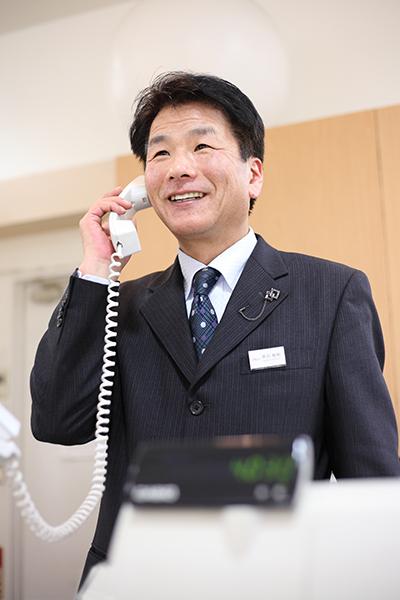 Mai天白店 店長|早川 和利